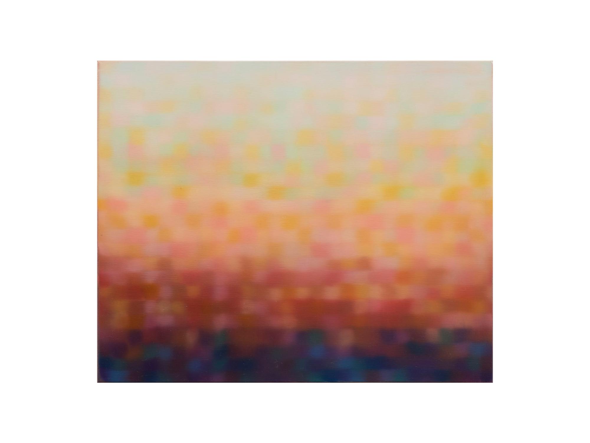 Matthew Johnson   Diminishment II  oil on linen 56 x 45cm
