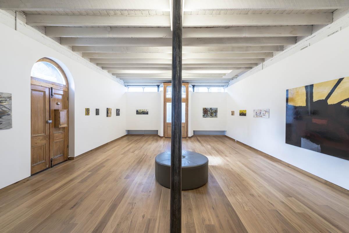 James Clayden   Recent Paintings & Sculptures 2016   ARTIST BIO