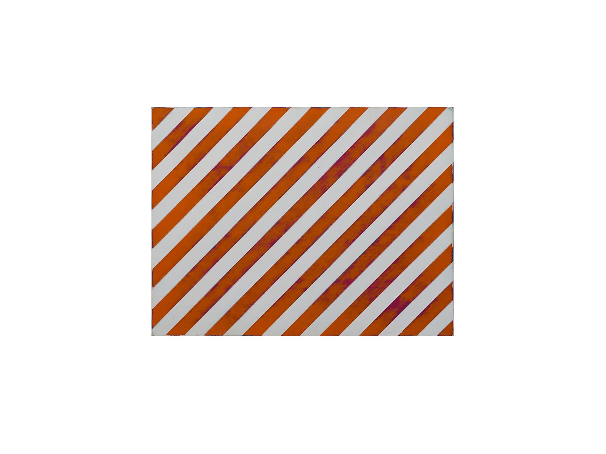 Brett McMahon   KL City 10 , 2017 acrylic and enamel on ply panel 60 x 80cm   ARTIST BIO