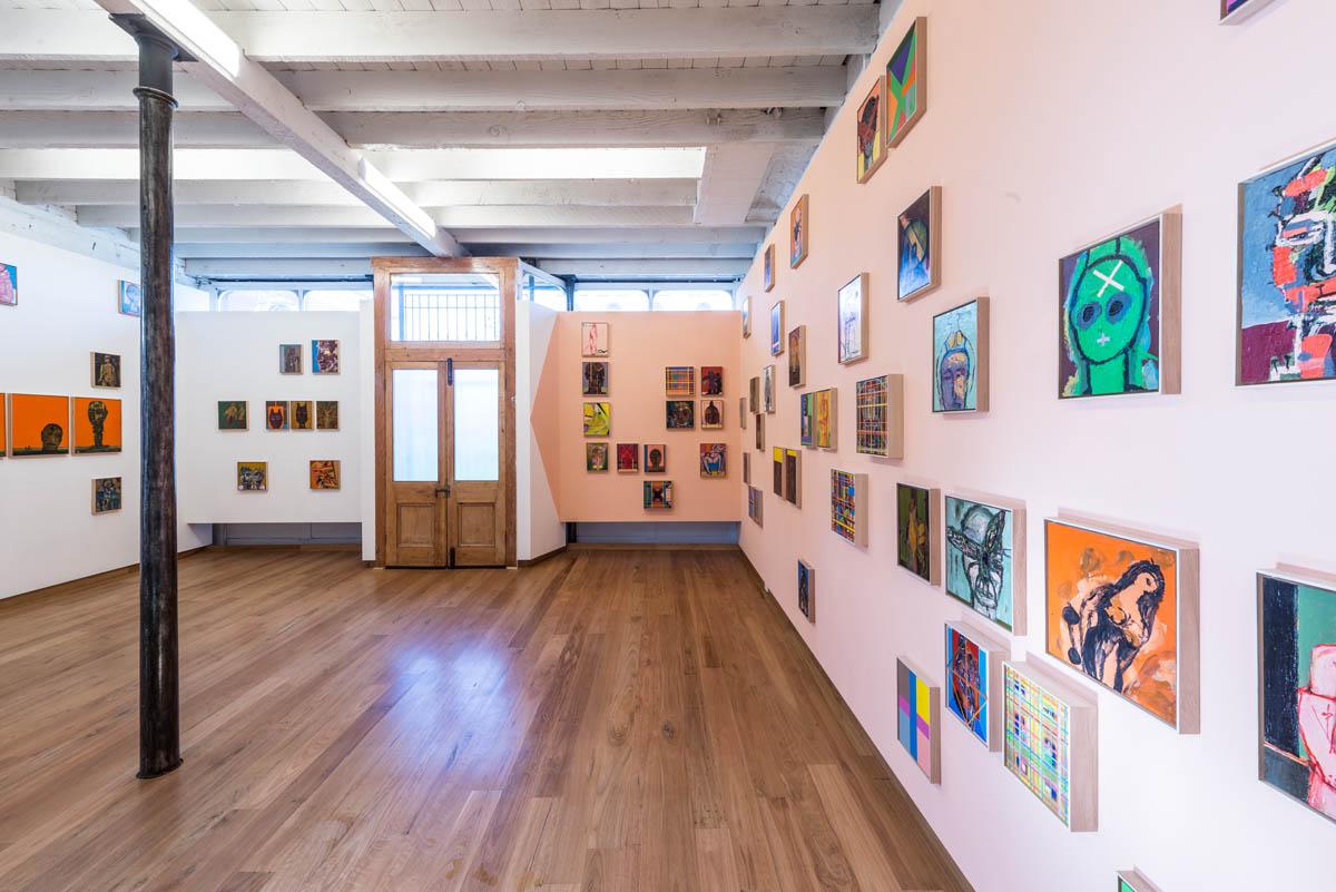 Robert Doble  In Through The Out Door 2017   ARTIST BIO
