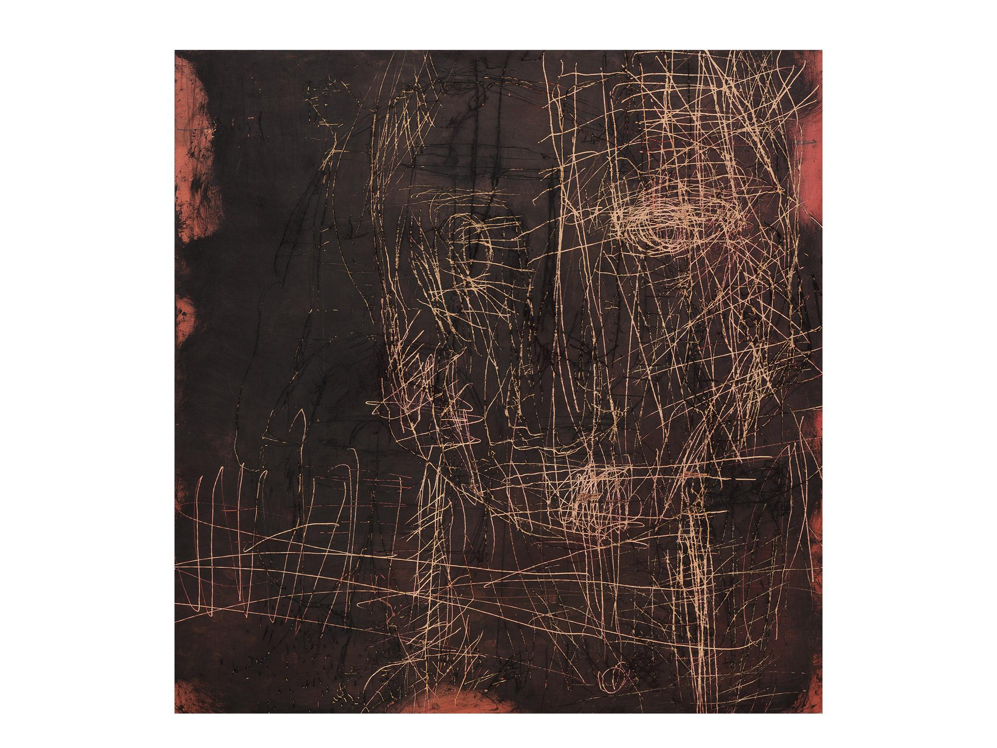 Robert Doble   Manifest , 2018 oil on archival marine ply 20 x 122cm   ARTIST BIO