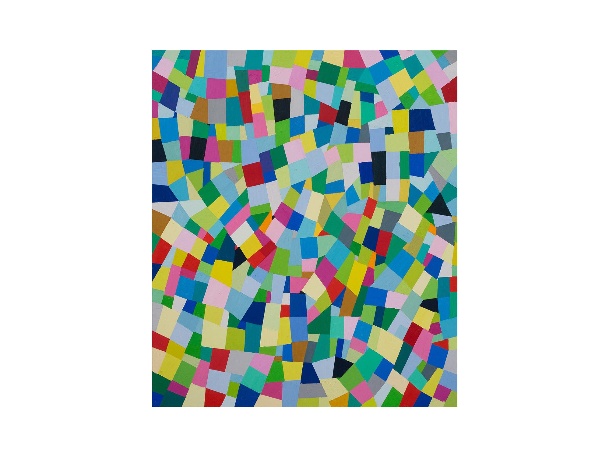 Melinda Harper   Untitled , 2018 oil on canvas 122 x 106.5cm   ARTIST BIO