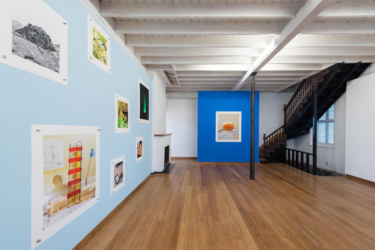 Kieren Seymour  Blue Blindness 2018   ARTIST BIO