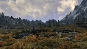 Plains of Skyrim