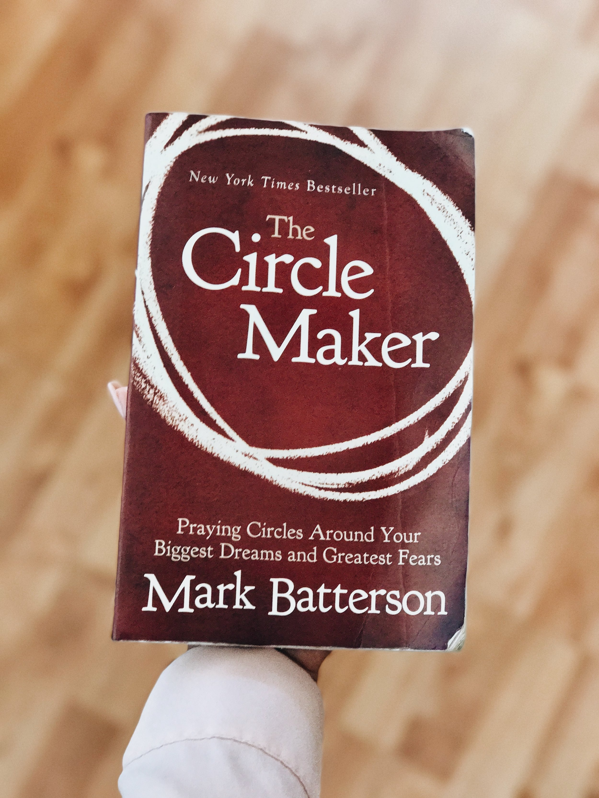 "This book has helped take my prayer game to another level! (There's levels... forreal) Author Mark Batterson, Lead Pastor of National Community Church in Washington, D.C. challenges you to pray big & bold. He begins the book by telling the legend of Honi, the Circle Drawer who was renowned for his ability to successfully pray for rain when there was none. As he tells this amazing legend of Honi, he also gives accounts of many others who have dared to pray seemingly crazy and huge prayers and shares some of his own miracles that can be tied back to a prayer he circled. He gives insight into the power of ""circling"" your prayers and encouragement on staying consistent. He not only talks about prayers answered but even sheds some light on what to do when encountering unanswered prayers. Overall a fantastic book that can definitely challenge you to step your prayer life up! To see some of my takeaways check out my post titled, ""Prayer and The Circle Maker""."