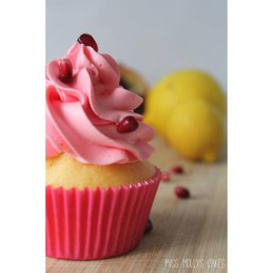 Lemon & Pomegranate