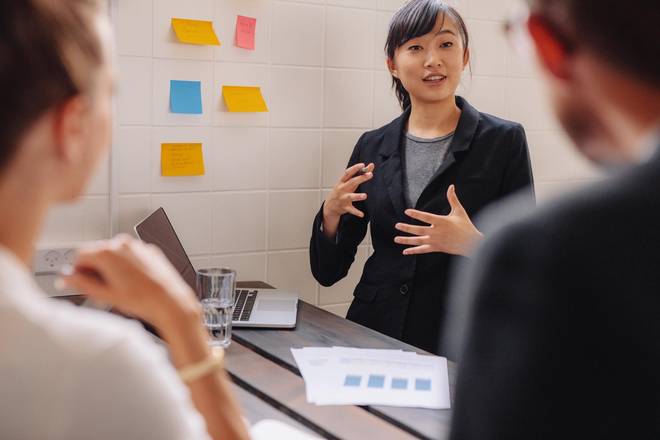 Active Listening and Body Language - Majer Recruitment