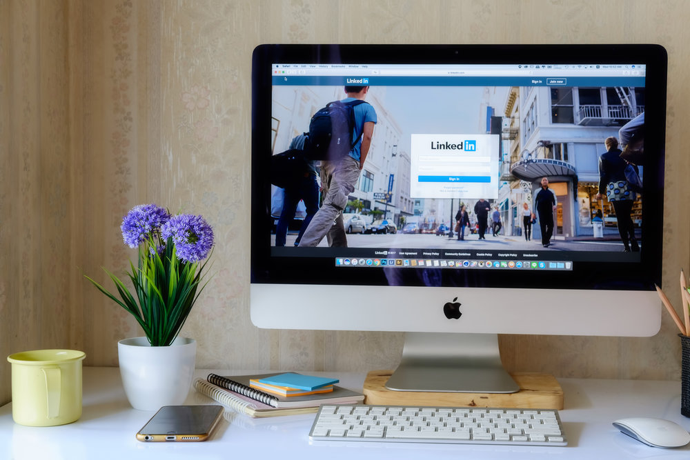 Click to read more tips on how to improve your Linkedin Profile.