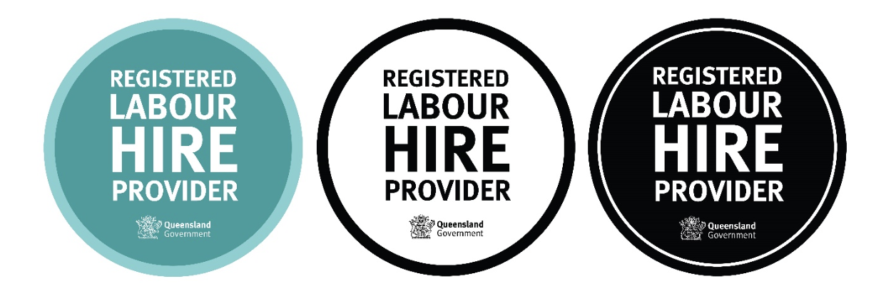 Registered Labour Hire Provider Queensland Government