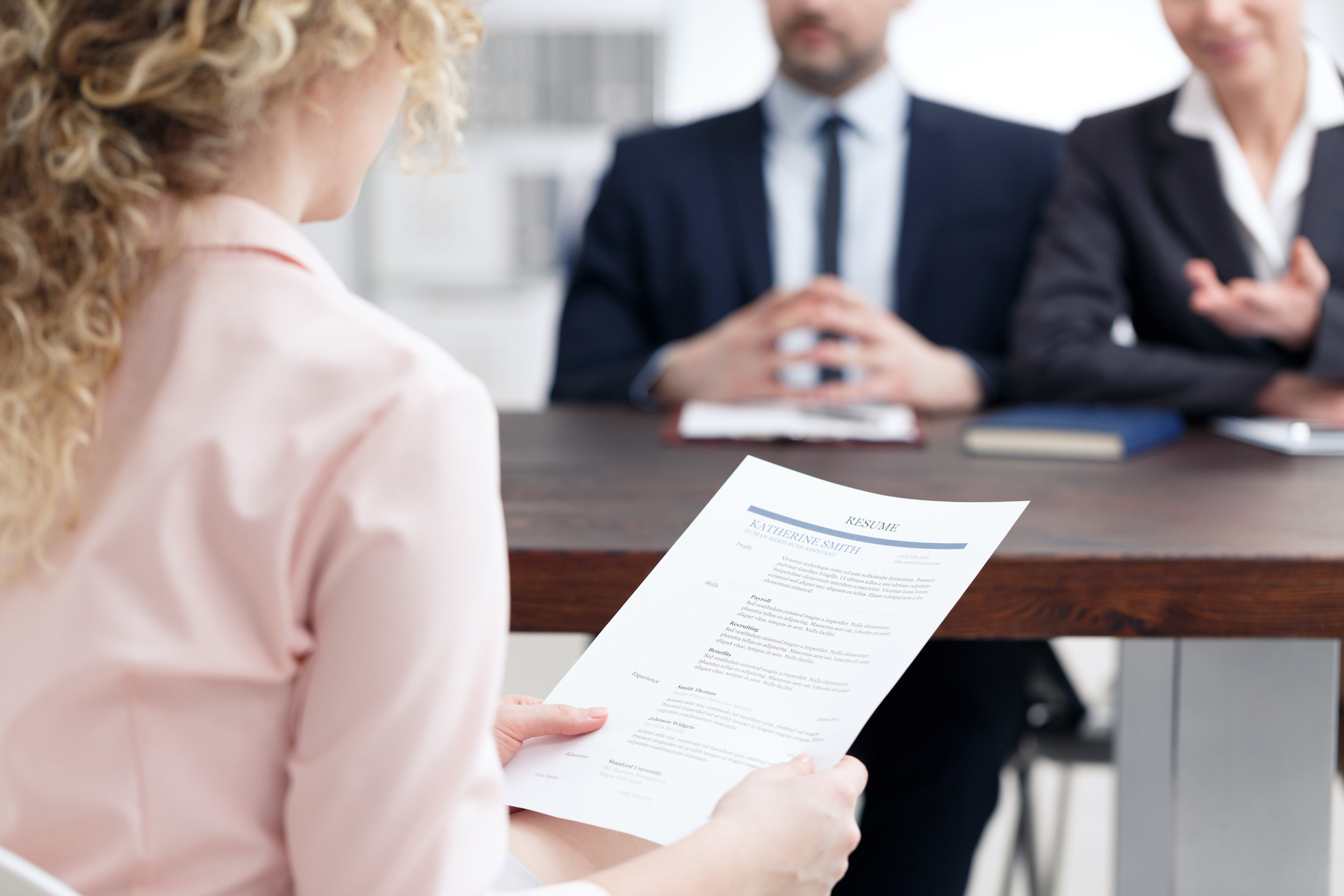 how to hire the right people for your company