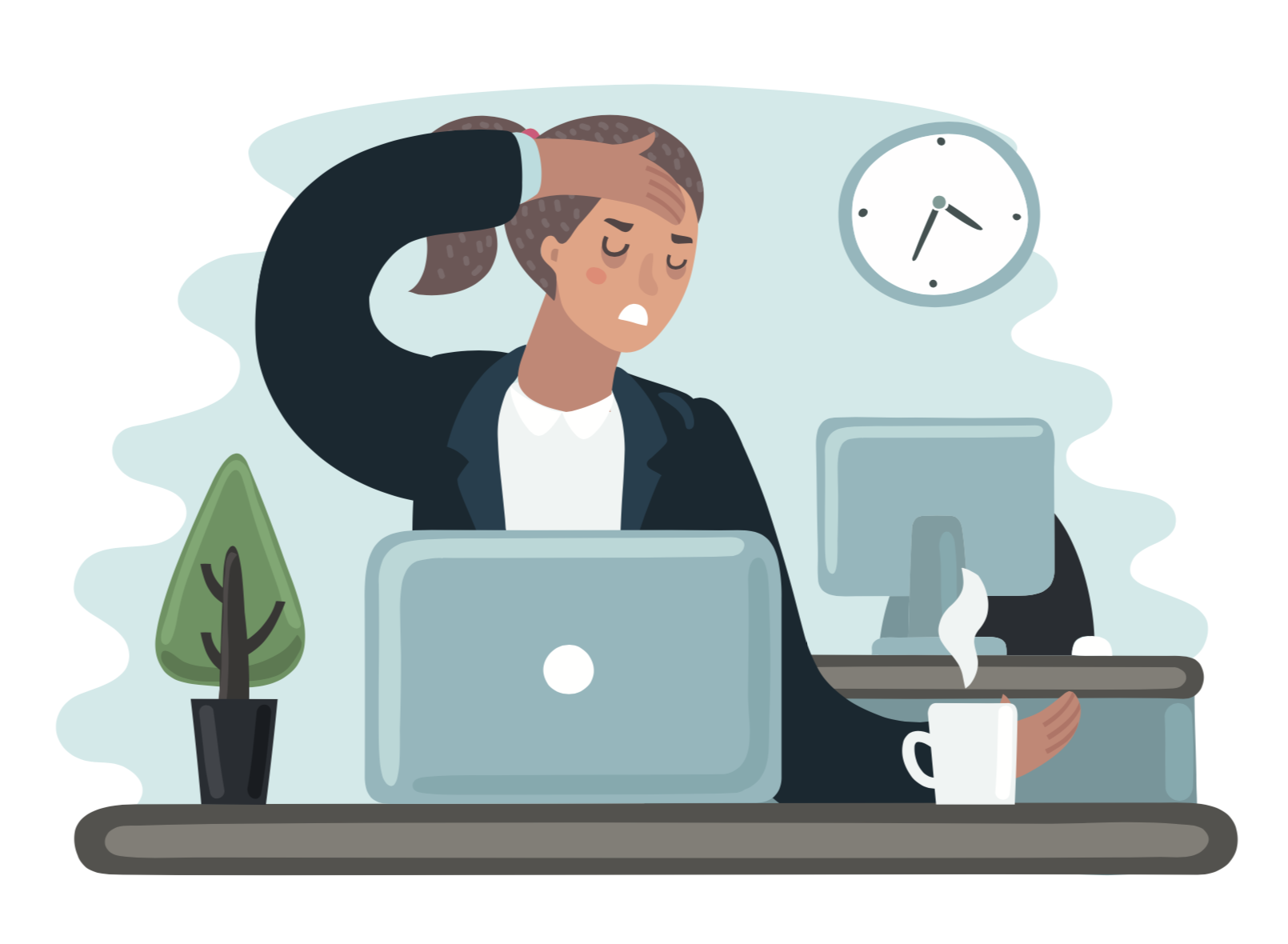 Self-Care for End of Year Fatigue - Majer Recruitment