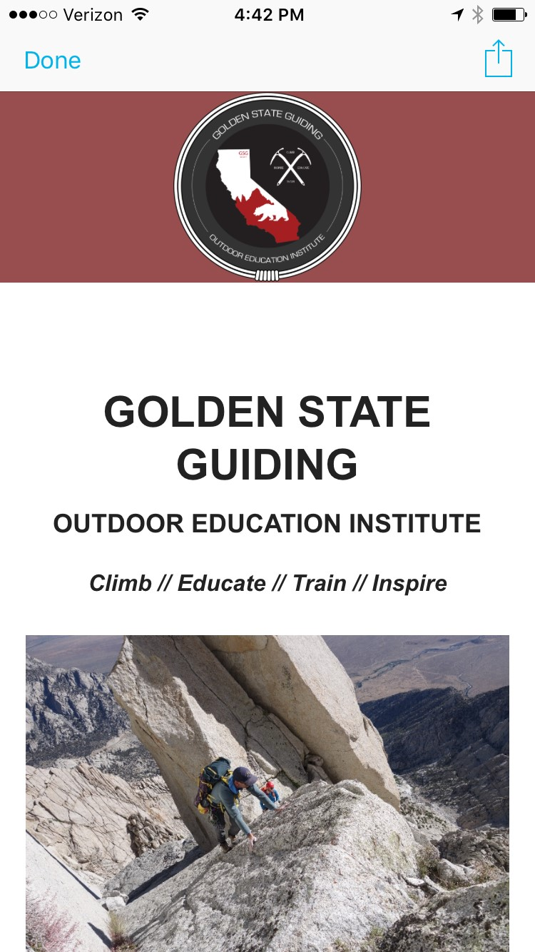 Golden State Guiding eNewsletter signup page.jpg