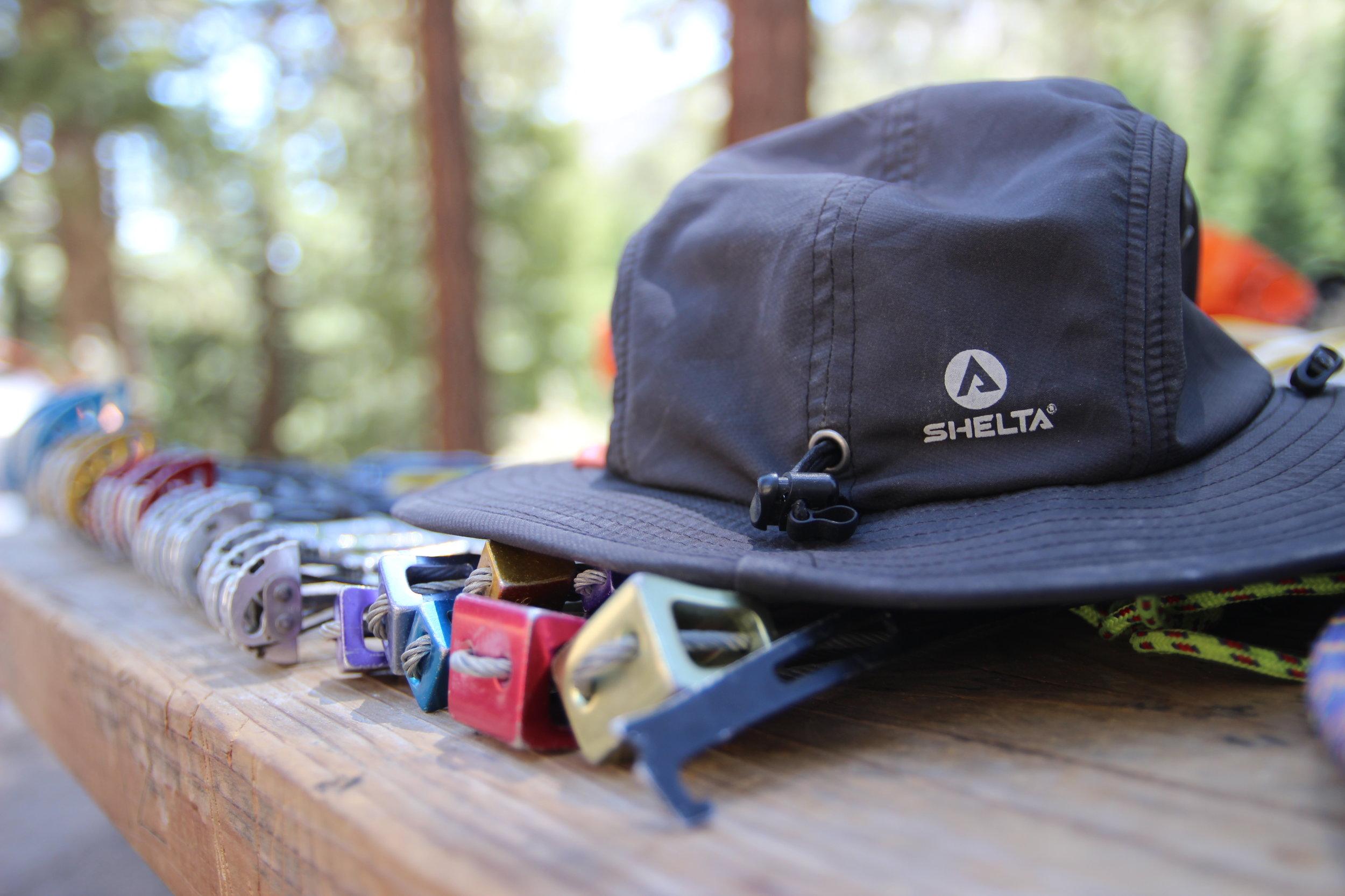 Shelta Hats & Golden State Guiding Partnership