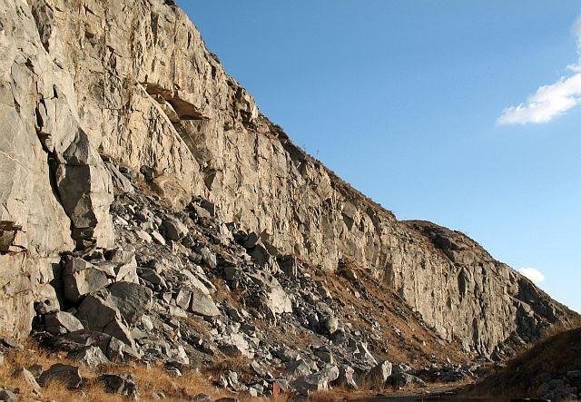 Riverside Quarry Rock Climbing Riverside, California