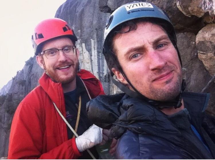 Yosemite Rostrum Climbing