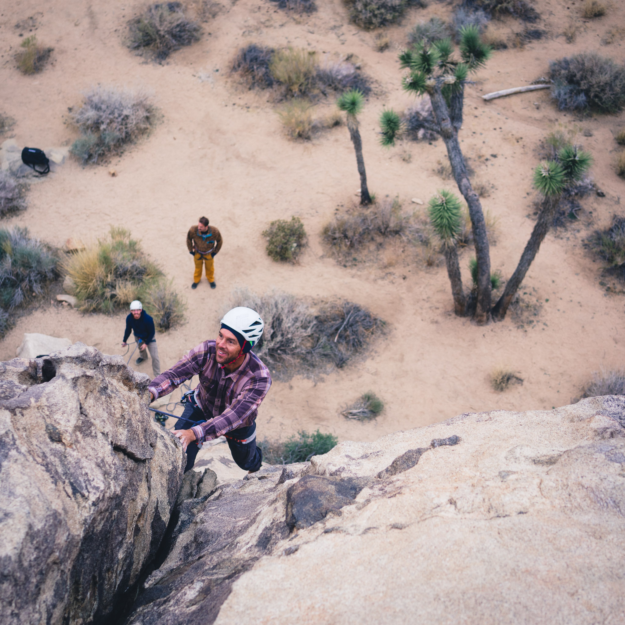 Southern California Rock Climbing Joshua Tree