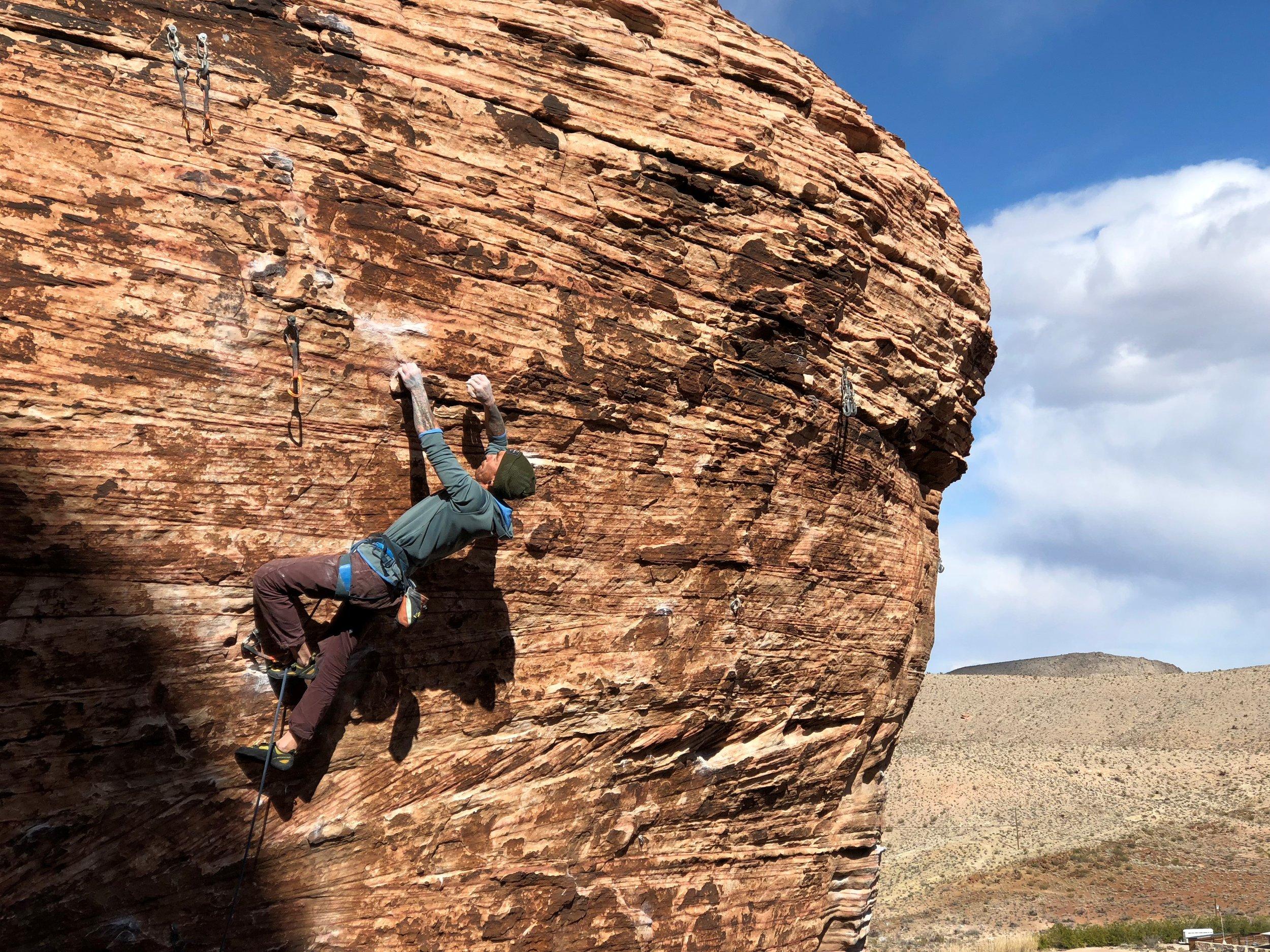 Lead climbing 101