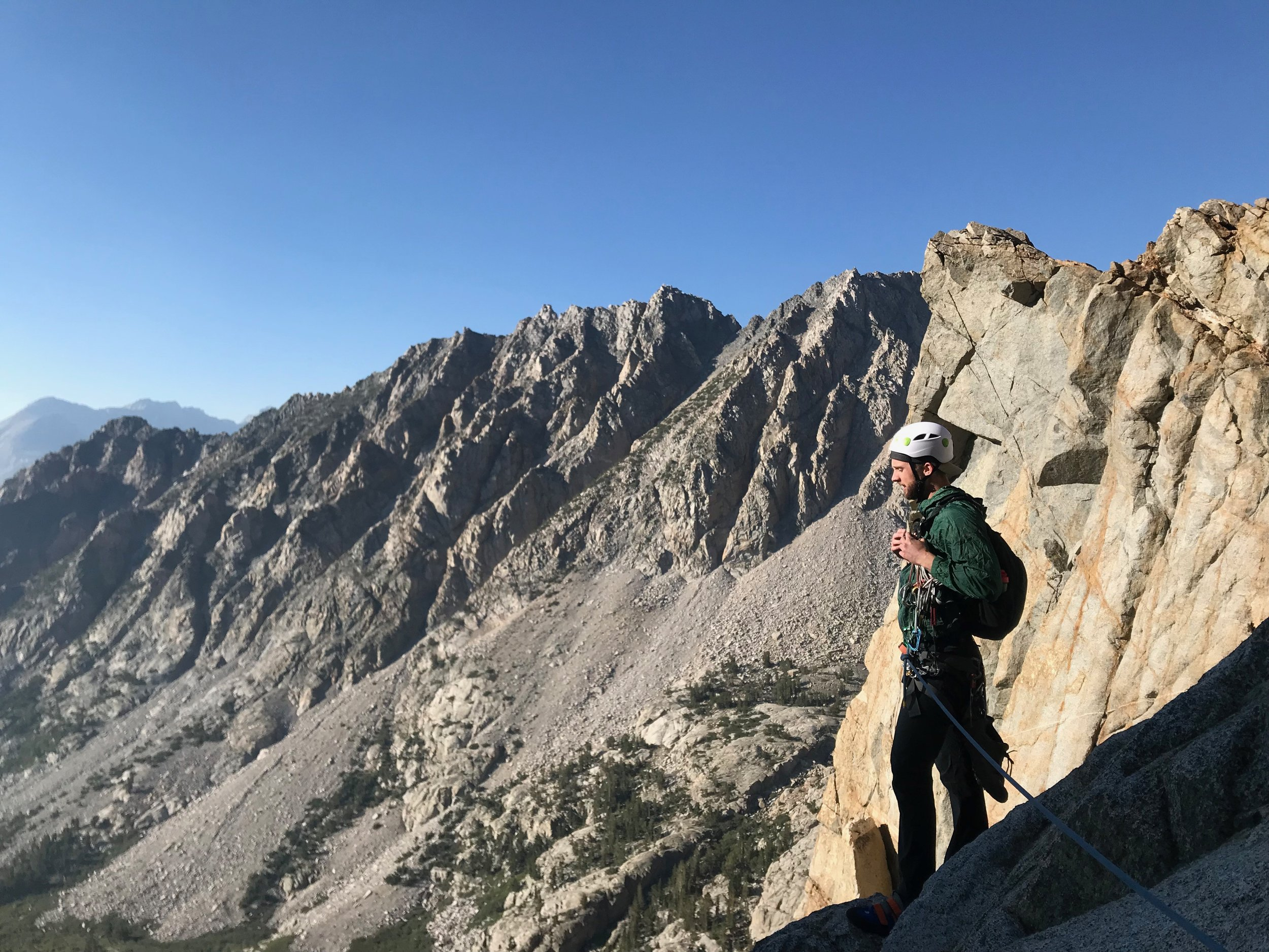 Mount Emerson Eastern Sierra Rock Climbing