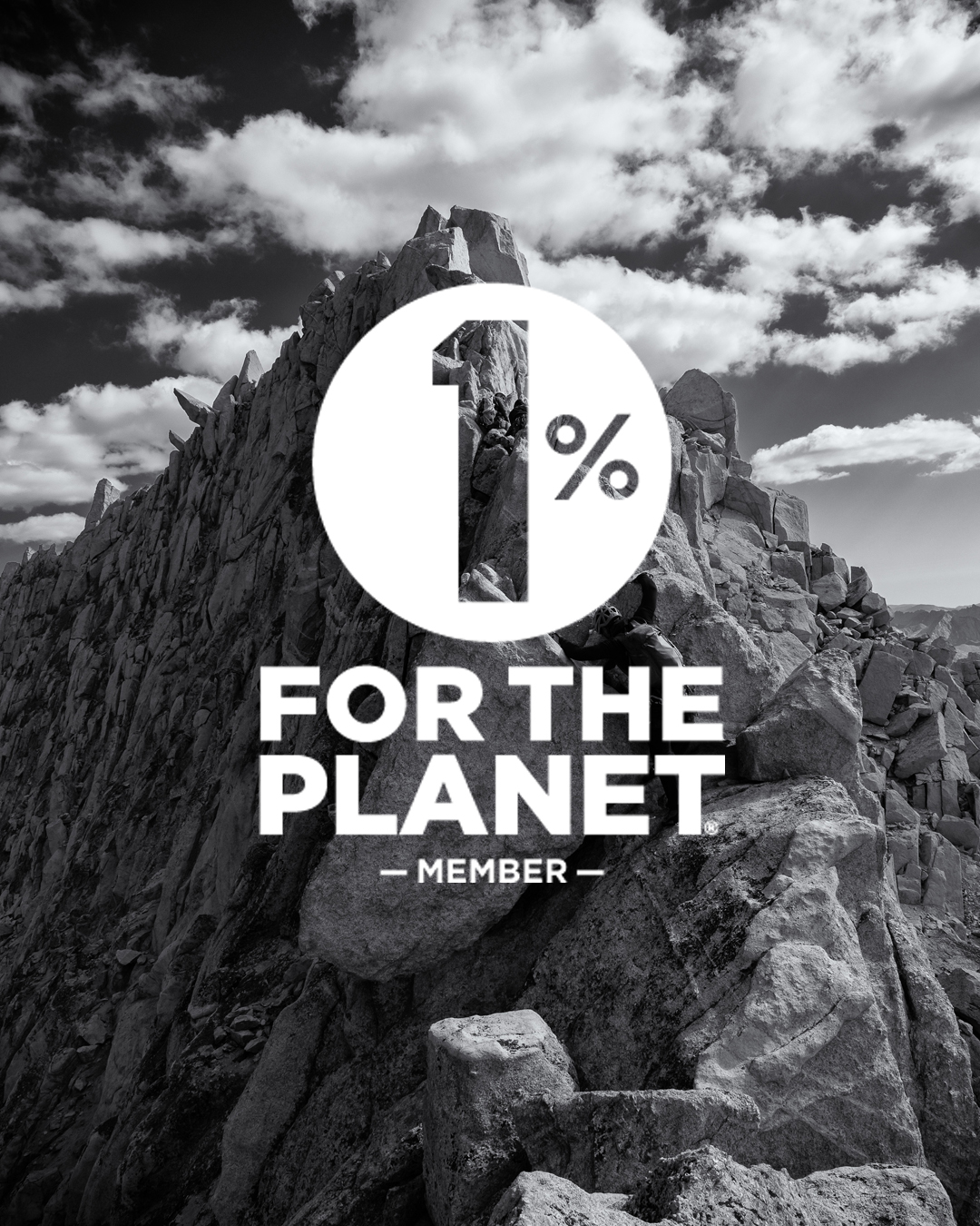 1% for the Planet member Golden State Guiding