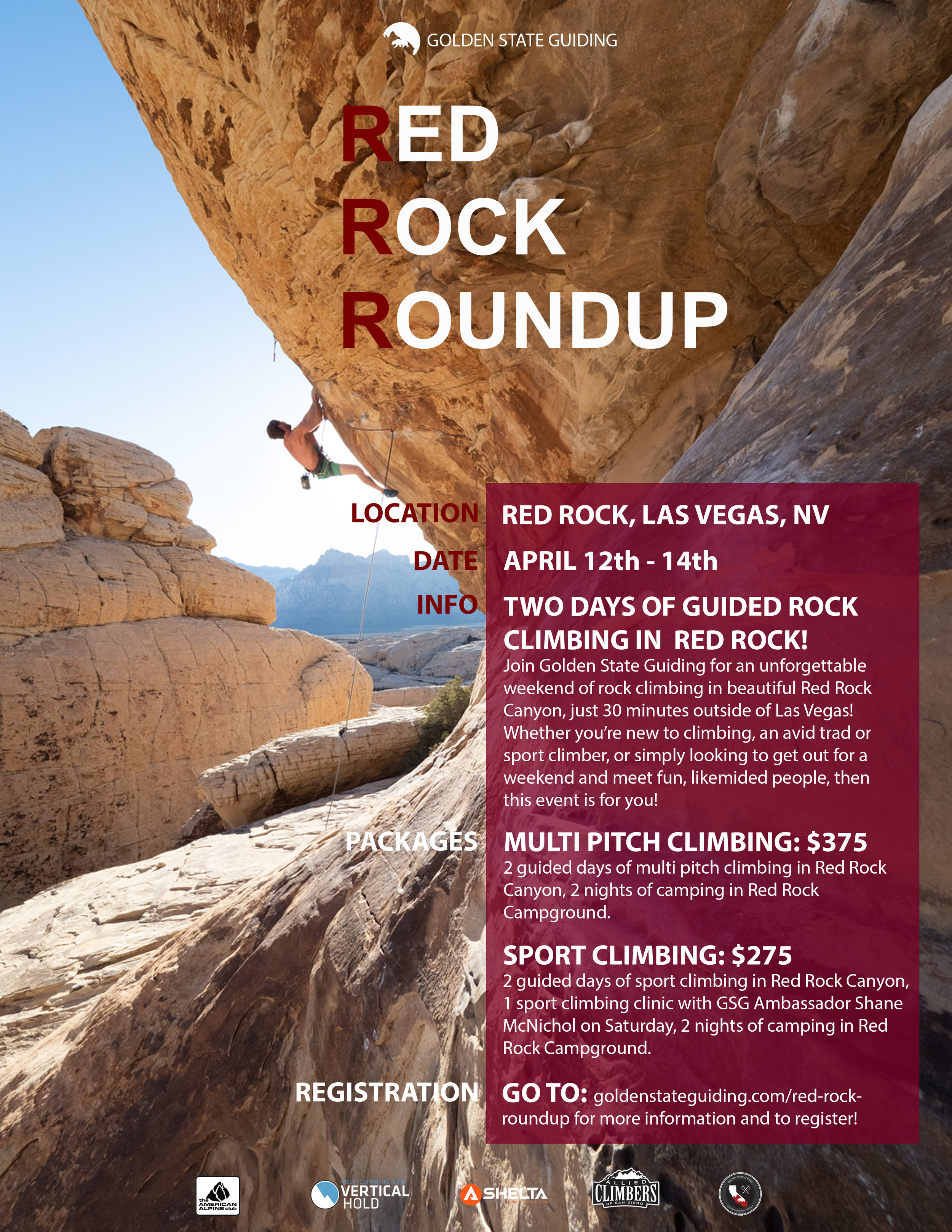 Red Rock Climbing Las Vegas Nevada