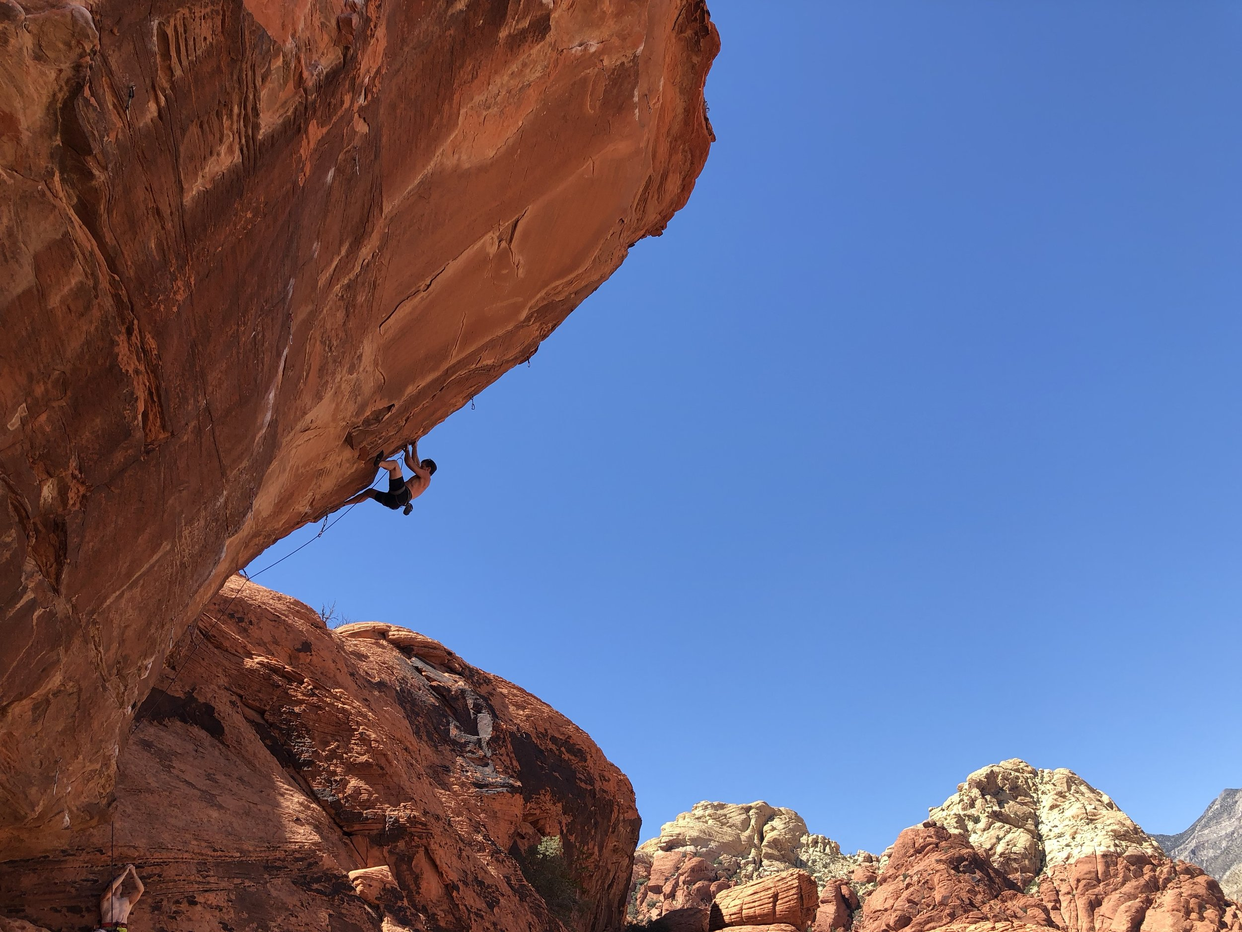 "Shane McNichol on ""Hotline"" // 12c, Red Rock, NV"