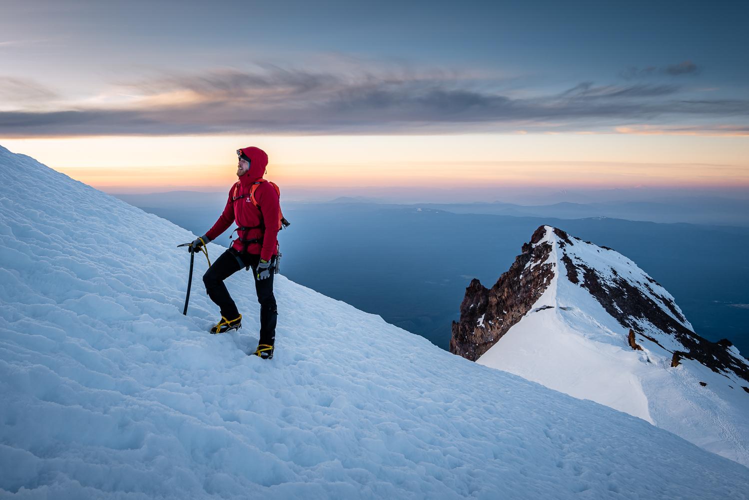 Mount Shasta Climbing