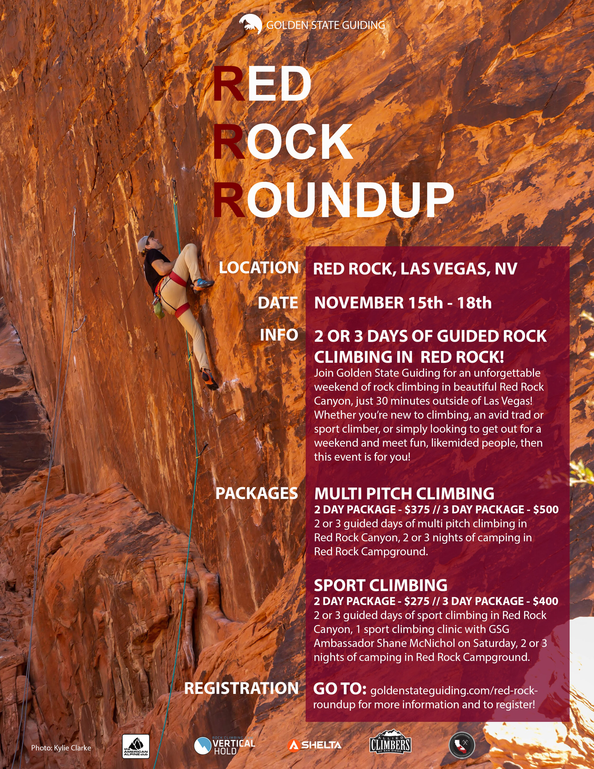 Red Rock Roundup