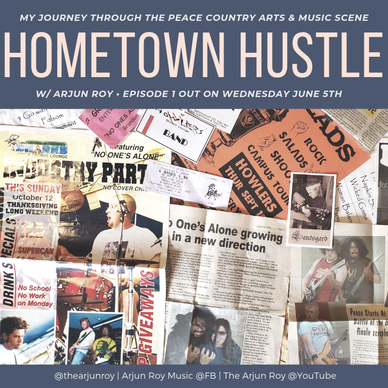 HOMETOWN HUSTLE EP01 - Arjun + Brandon Mann