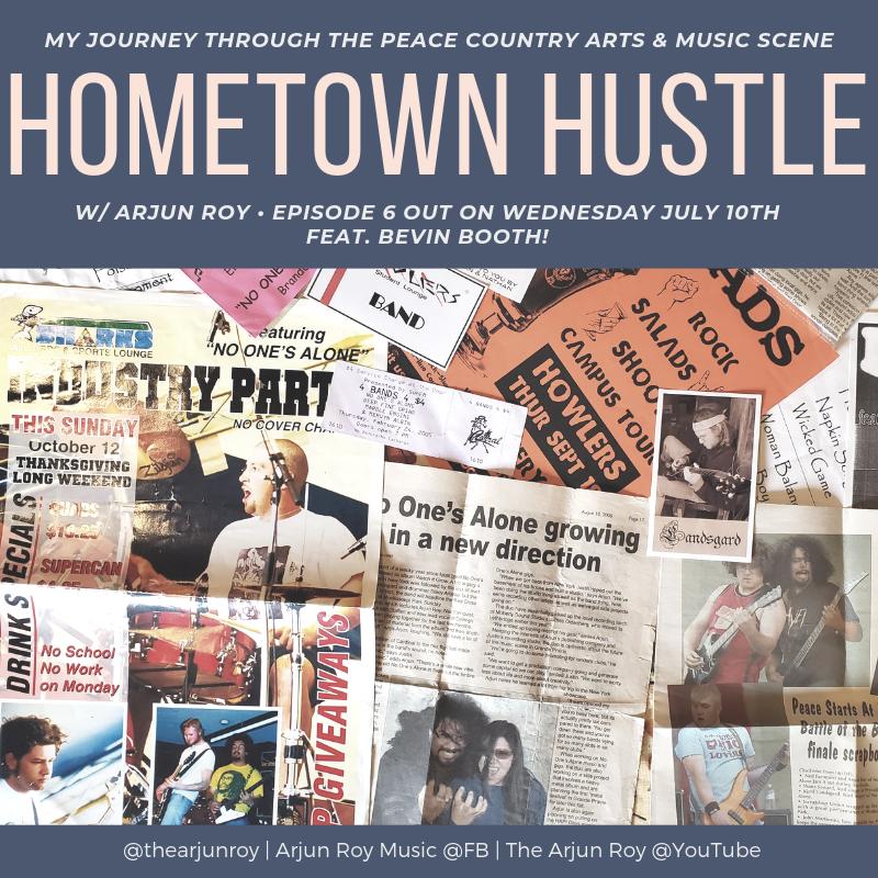 HOMETOWN HUSTLE EP06 - Arjun + Bevin pt.1