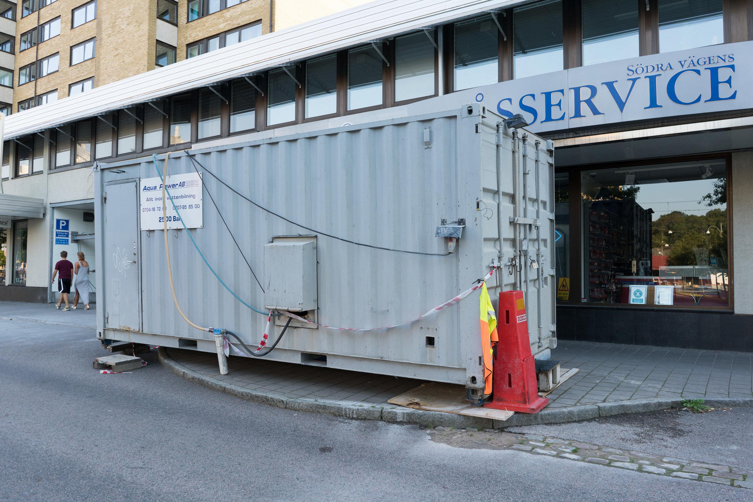 Södra Vägen för DAB, Göteborg