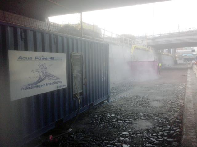 Götatunneln för PEAB , Göteborg
