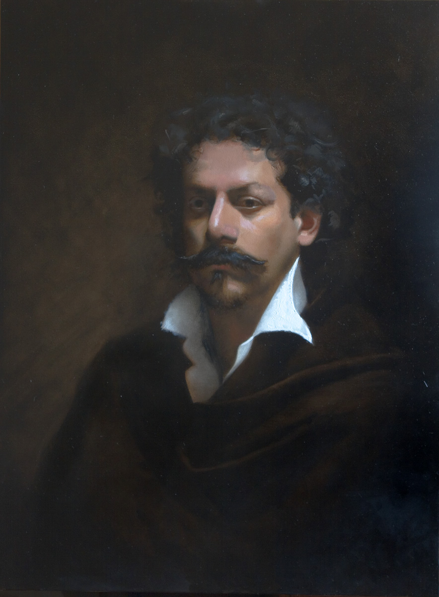 Portrait Of Ernesto Gonzalez