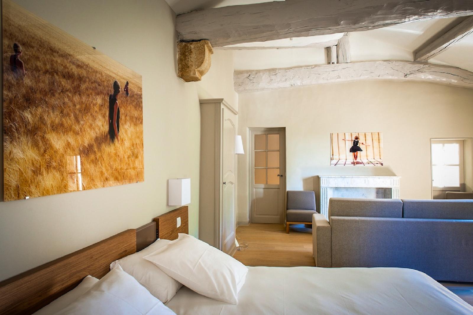 Kamer - idyllische hotels - La bégude Saint Pierre - Reizen met kinderen
