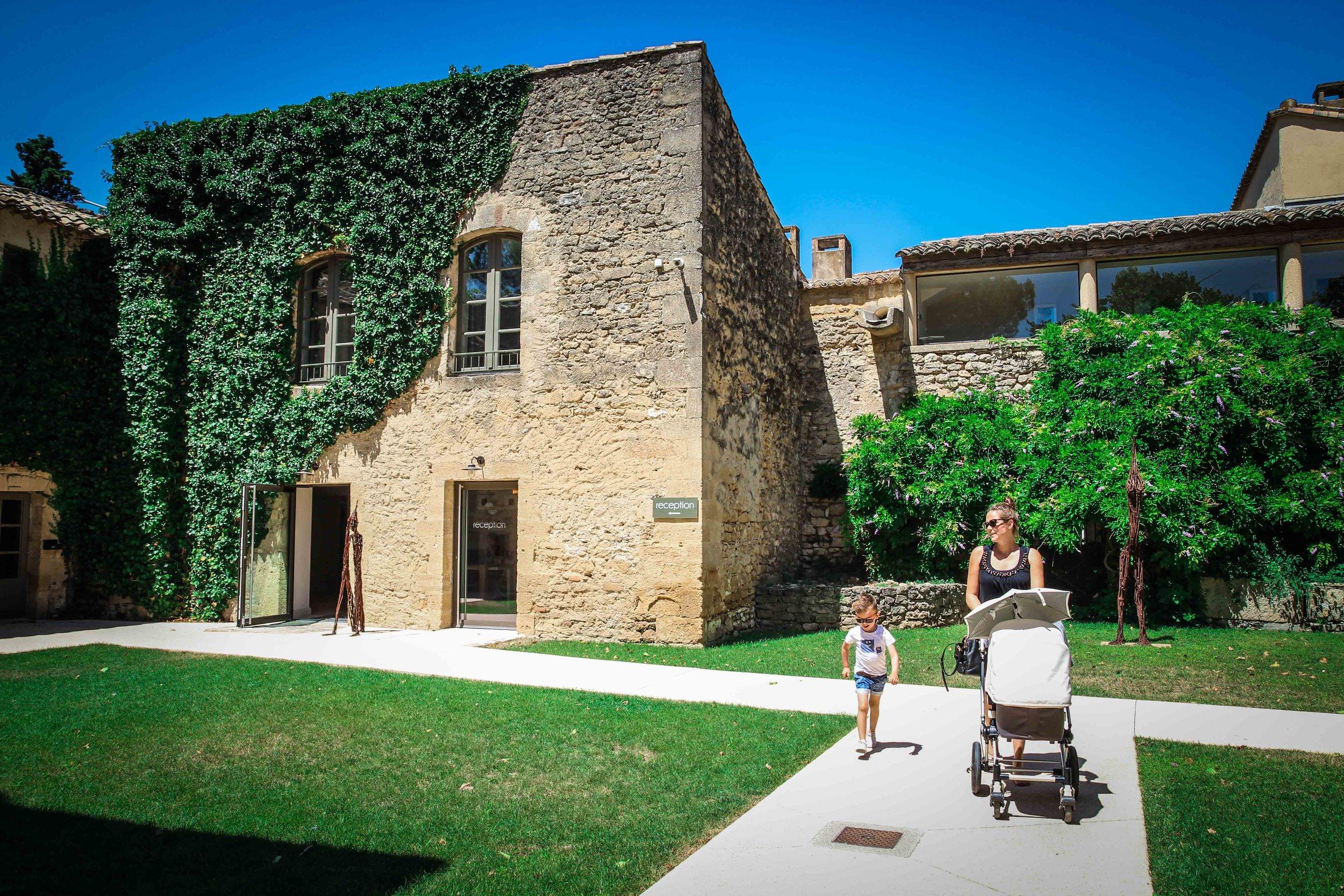 Tuinen - idyllische hotels - La bégude Saint Pierre - Reizen met kinderen