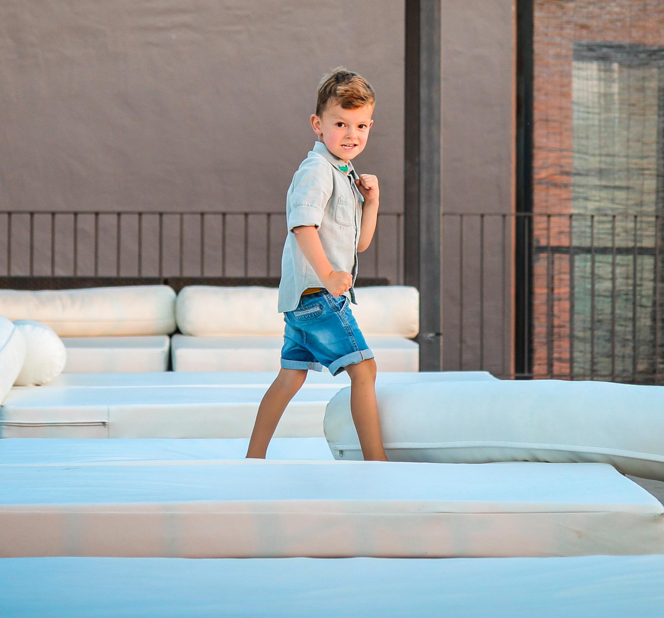 myboy - idyllische hotels - Castell d'Emporda - Reizen met kinderen