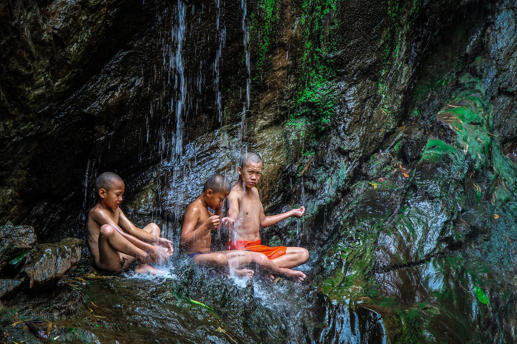 Reizen met Kinderen Thailand Chiang Mai Watervallen.jpg