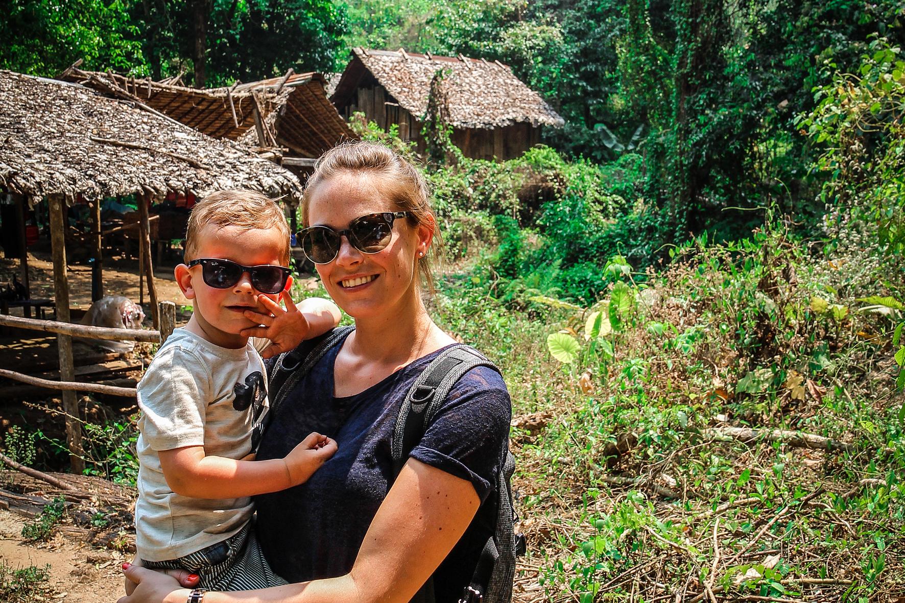 Reizen met Kinderen Thailand Chiang Mai - Trail Noorden Jungle.jpg