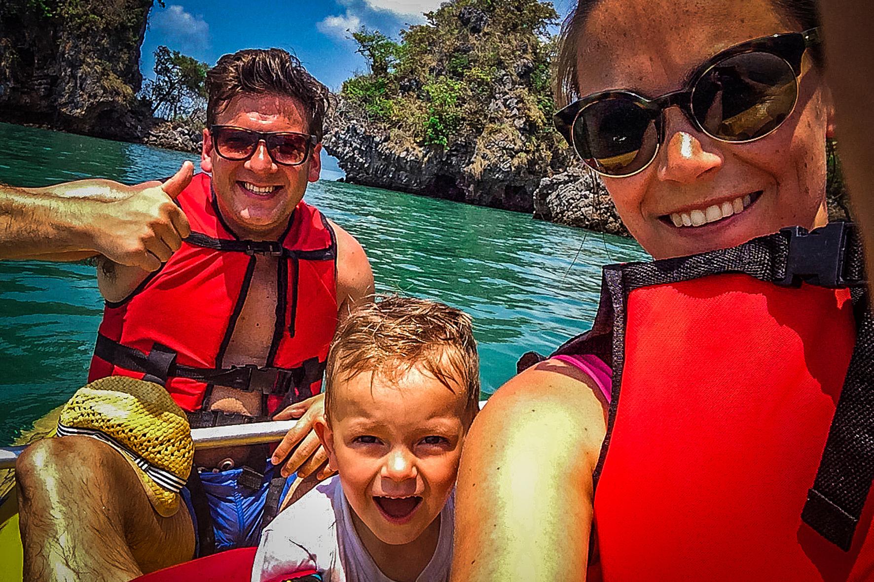 Reizen met Kinderen Thailand Zuiden Kayak.jpg