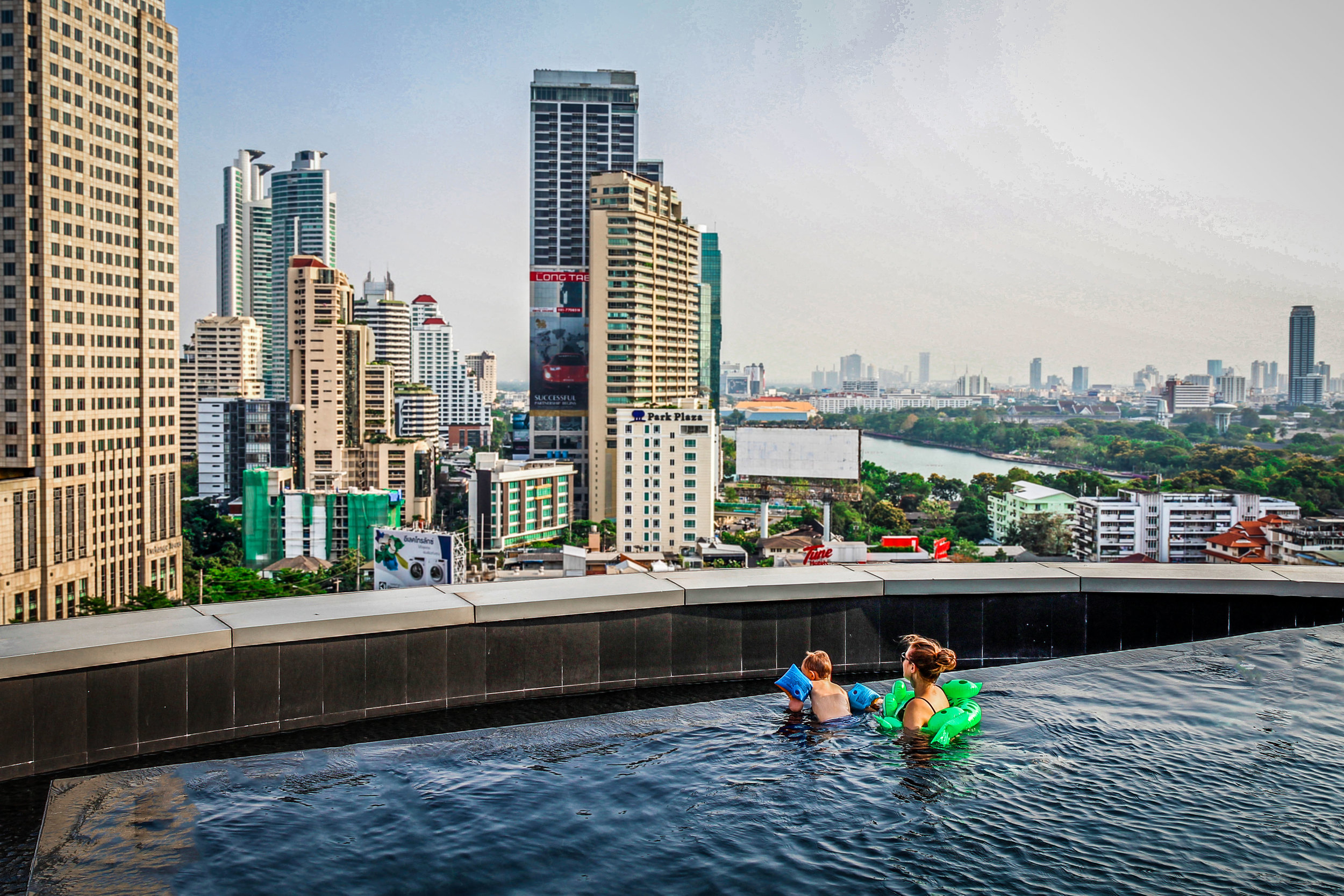 Grande centre point terminal21 - Hotel Bangkok - Rooftop pool