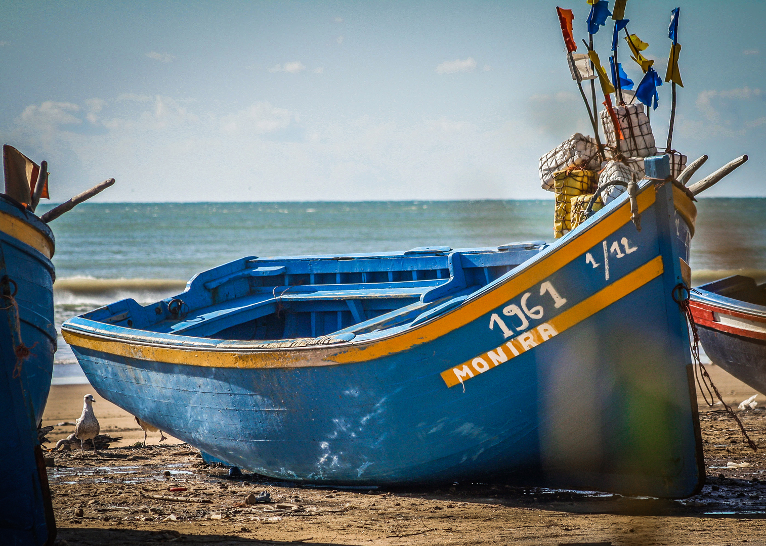 Taghazout - Marokko - Reizen met kinderen - vissersboot.jpg