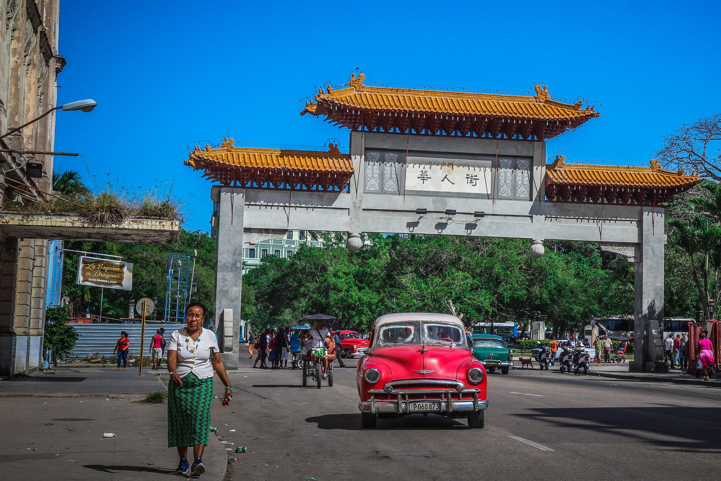 Chinatown Havana - Cuba