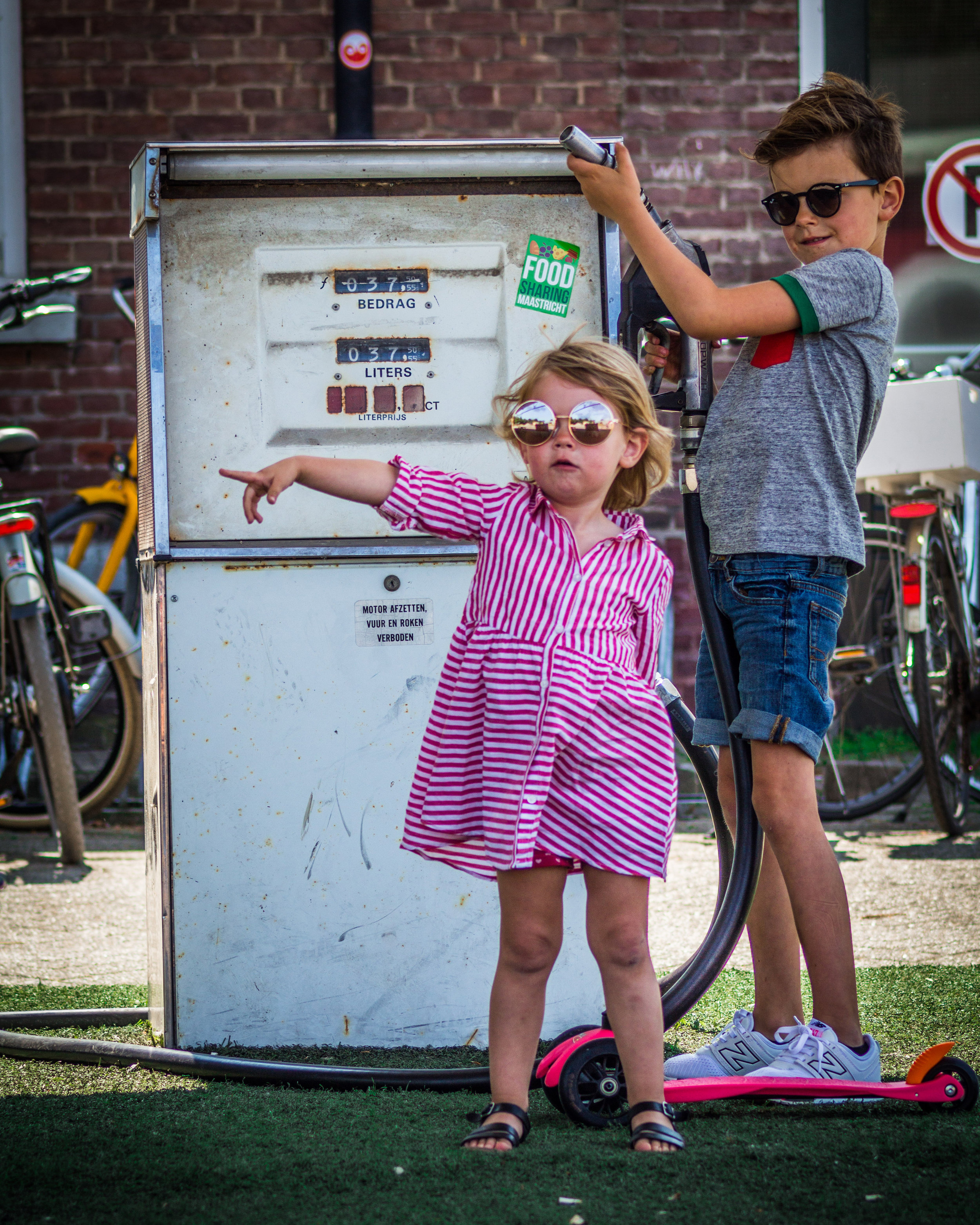 Tapijn - Maastricht - speeltuin pomp