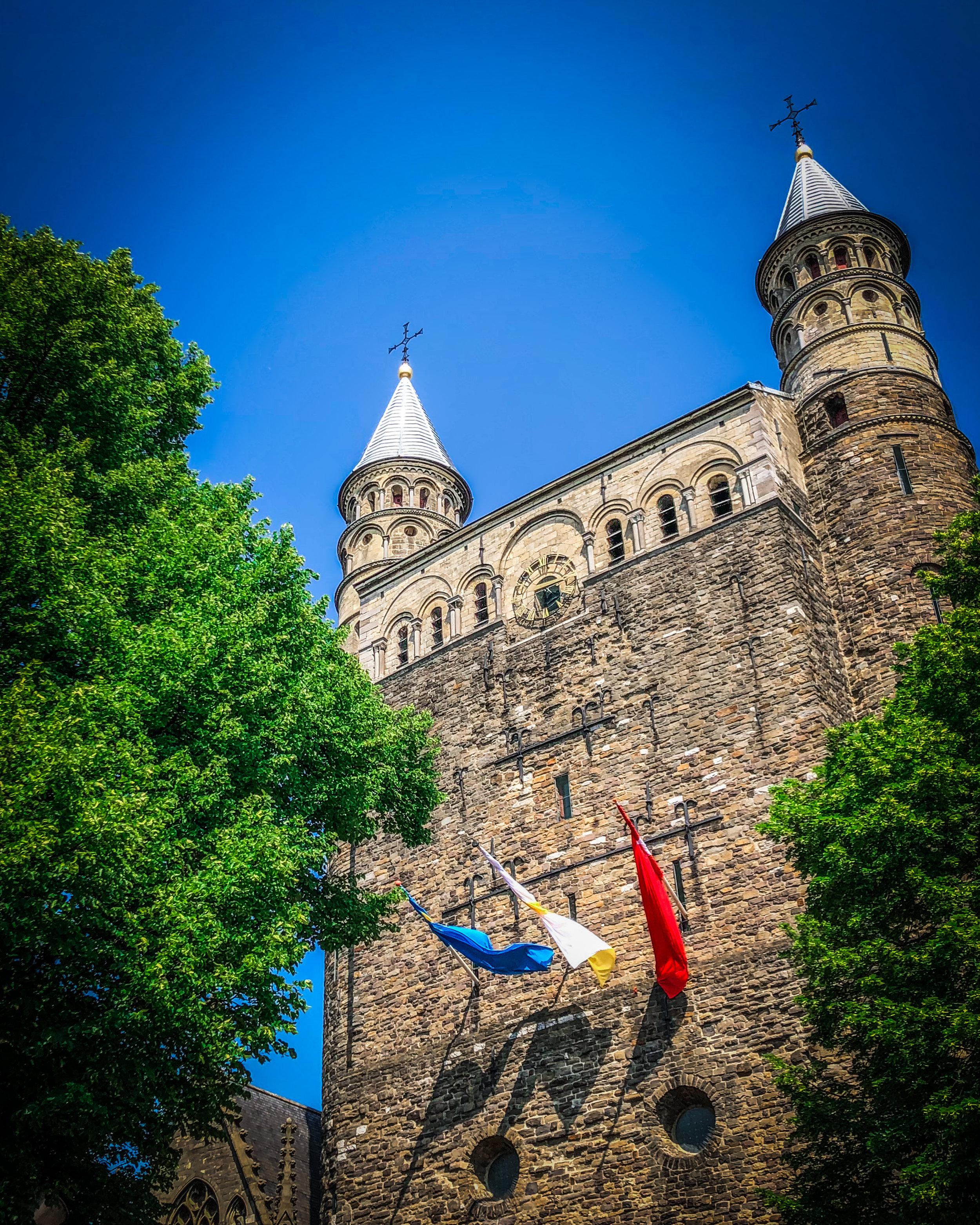 Maastricht binnenpark