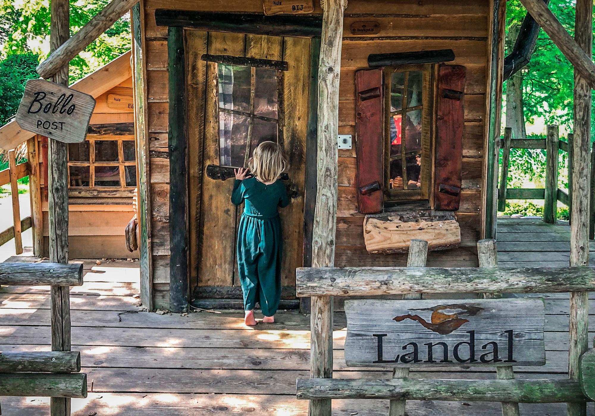 Landal - hoog vaals - met kinderen  - huisje bolly