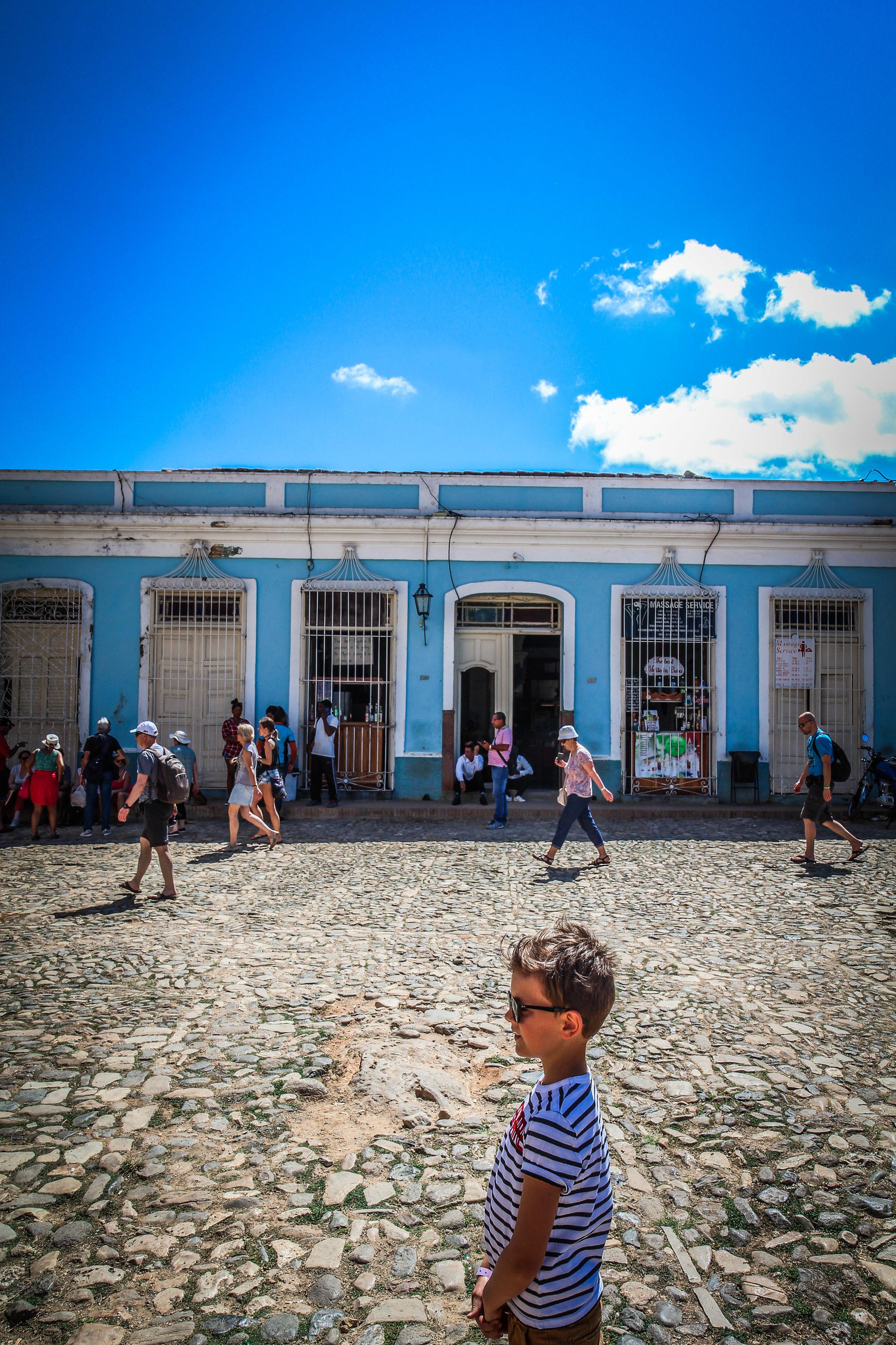 Kasseien wegen in trinidad