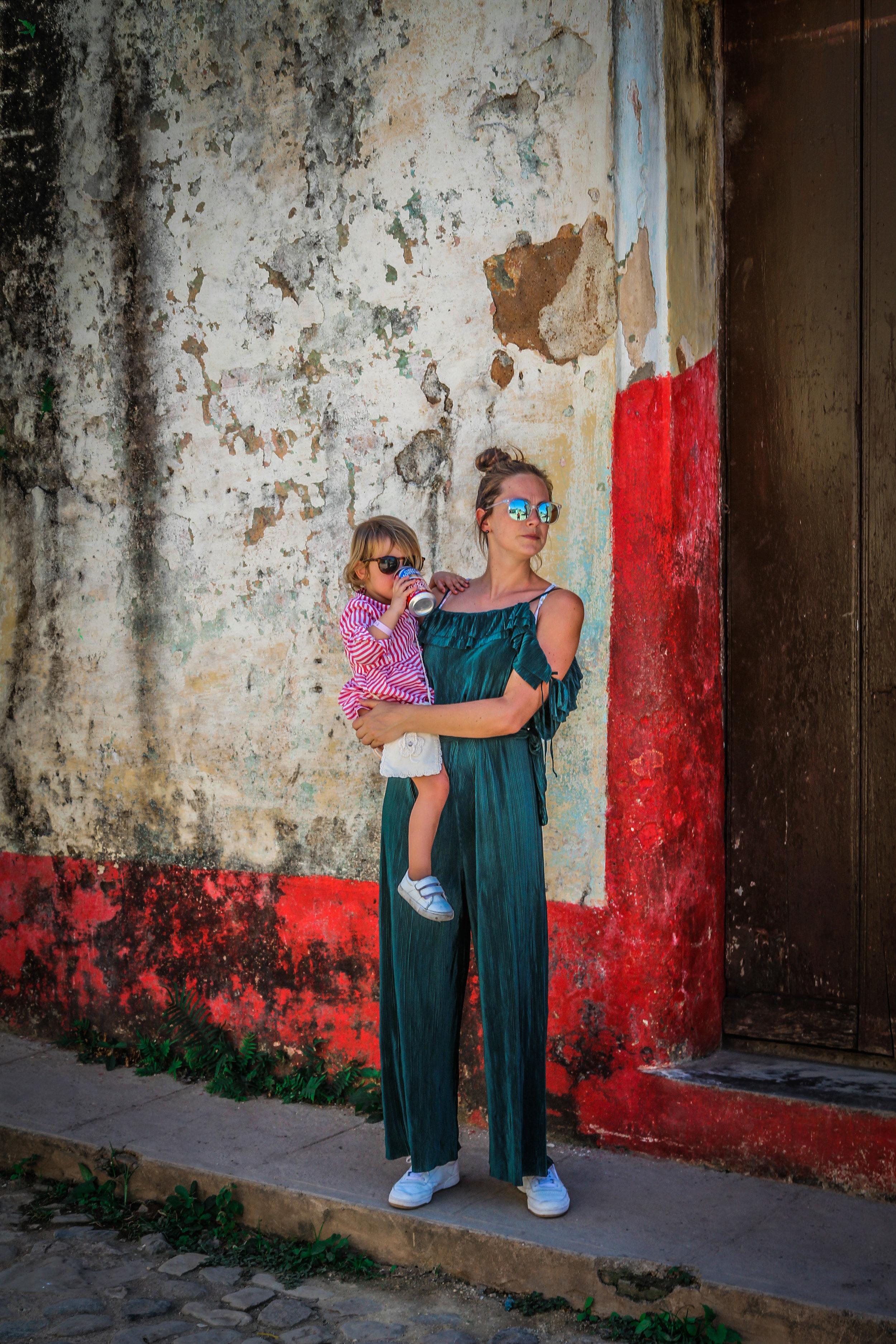 Mama dochter - Cuba trinidad