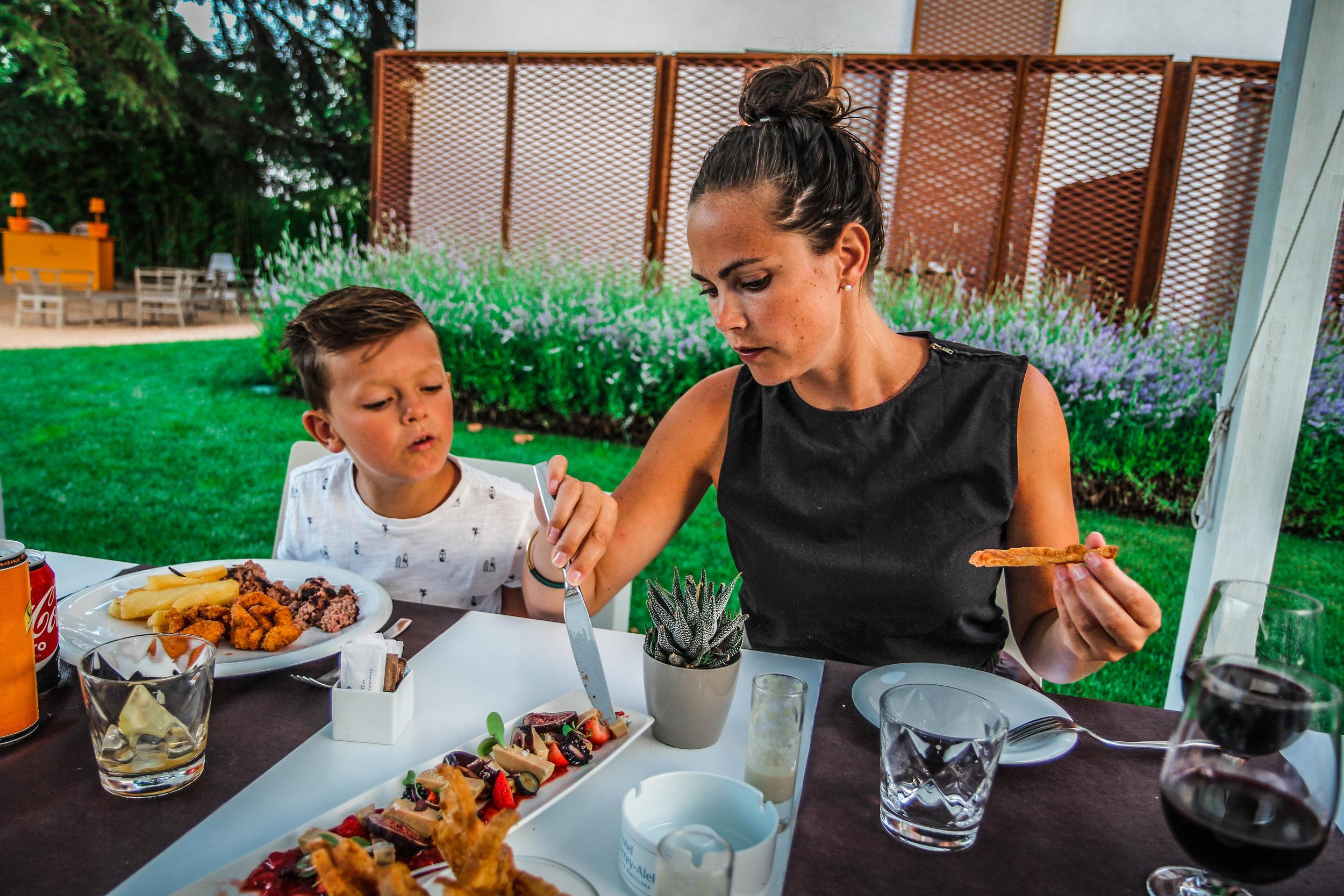 Arrey Alella Hotel - Dinner
