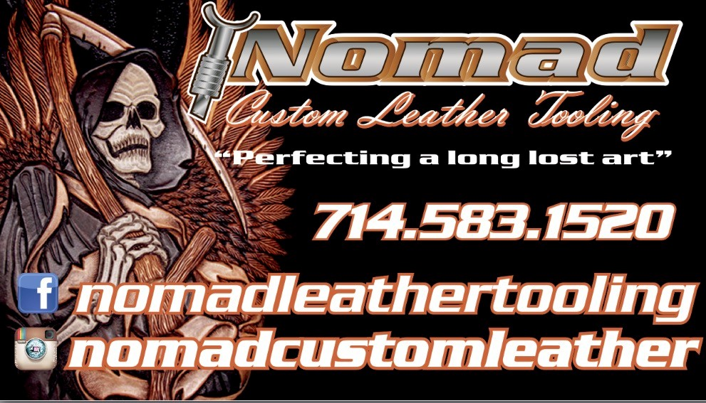 Nomad Custom Leather