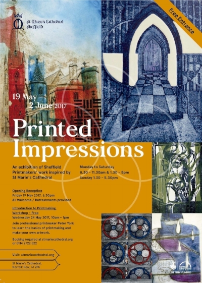 Printed Impressions Flyer