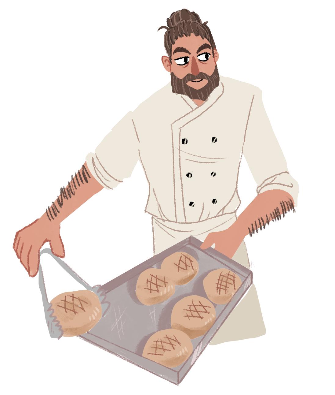 Baker Sketch Warmup